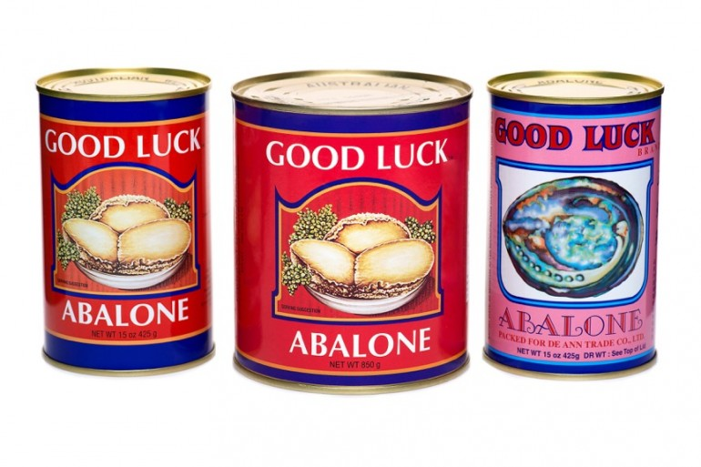 Steel Canned Abalone